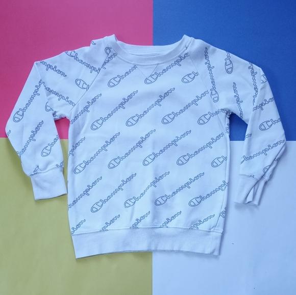 Women's Champion Graphic Crewneck Sweater